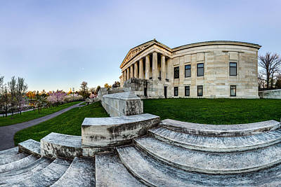 Photograph - Spring At The Buffalo History Museum 2 by Chris Bordeleau
