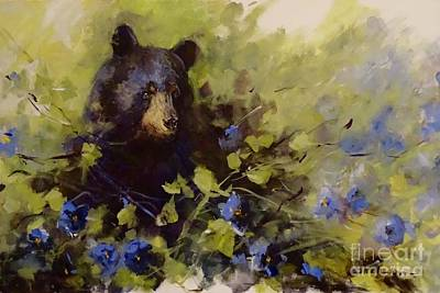 Painting - Spring Awakening by Sandra Strohschein