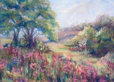 Pastel - Spring by Barbara O'Toole