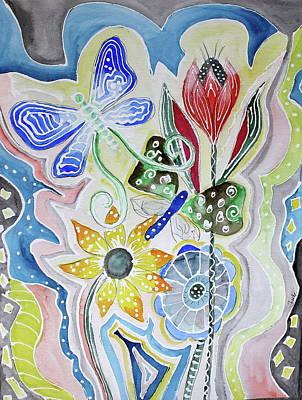 Painting - Spring by Barbara Teller