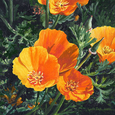 Painting - Spring Beauties by Lynette Cook