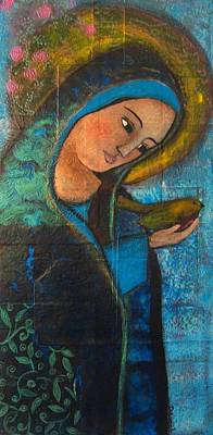 Painting - Spring Blessing by Denise Lynch