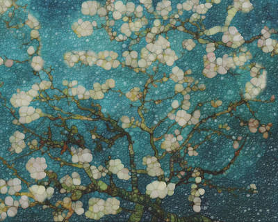 Painting - Spring Bloom by Jack Zulli