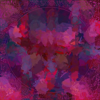 Digital Art - Spring Bloom by Karo Evans