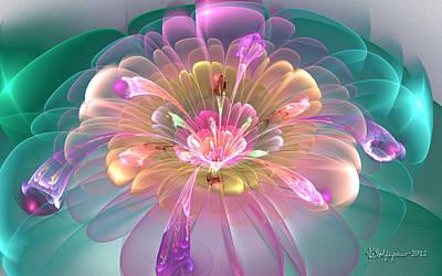 Spring Bloom Art Print by Peggi Wolfe