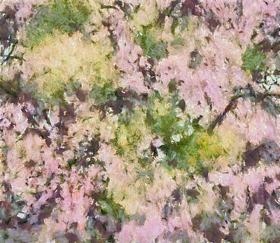 Painting - Spring Blooms by Dan Sproul