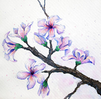 Painting - Spring Blooms No.2 by Rebecca Davis