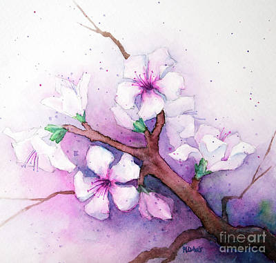 Painting - Spring Blooms by Rebecca Davis