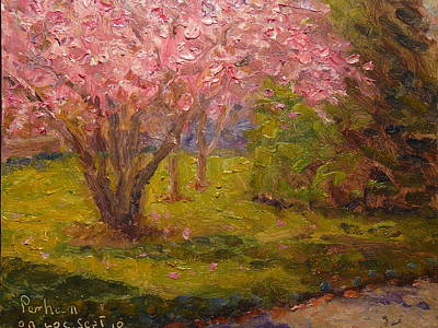Painting - Spring Blossom by Terry Perham