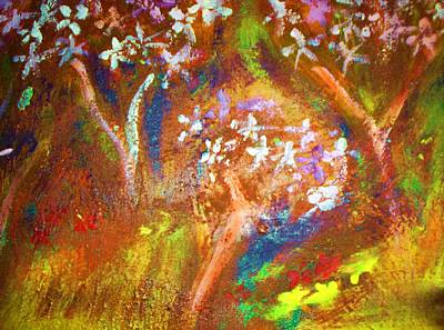 Painting - Spring Blossom by Winsome Gunning