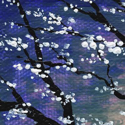 Painting - Spring Blossoms by Irina Sztukowski