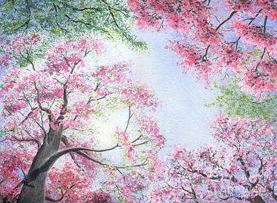 Spring Blossoms Art Print