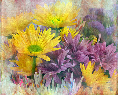 Photograph - Spring Bouquet by Ann Bridges