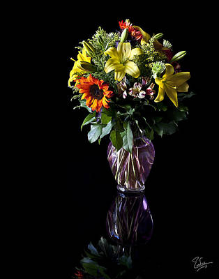 Photograph - Spring Bouquet by Endre Balogh