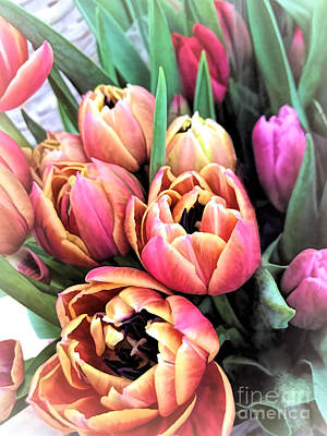 Photograph - Spring Bouquet by Janice Drew