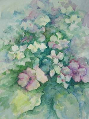 Painting - Spring Bouquet by Sandy Collier