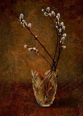 Spring Bouquet Art Print by Svetlana Sewell