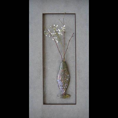 Sculpture - Spring by Brenda Berdnik