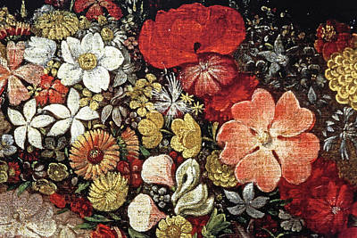 Marguerite Flowers Painting - Spring By Arcimboldo by Frank Vincentz