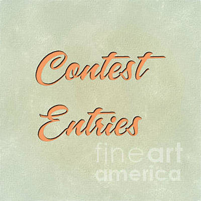 Digital Art - Spring Contest Entries by JH Designs