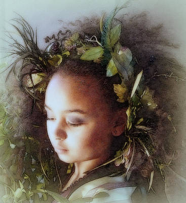 Photograph - Spring Crown by Jodie Marie Anne Richardson Traugott          aka jm-ART