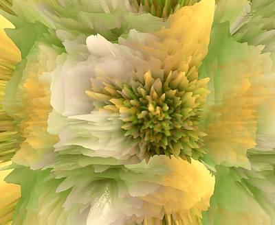 Digital Art - Spring Crush by Gerry Morgan