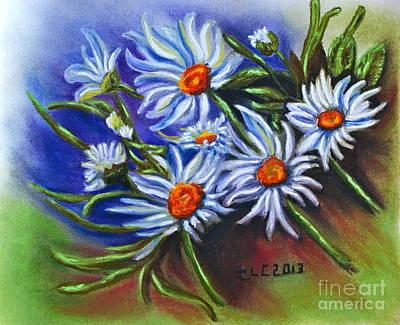 Spring Dasiy  Art Print
