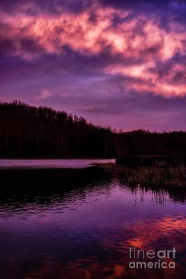 Photograph - Spring Dawn On The Lake by Thomas R Fletcher