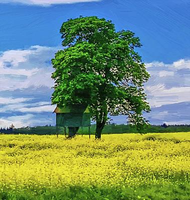Digital Art - Spring Day by Dennis Bucklin