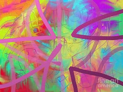 Digital Art - Spring Decor by Chani Demuijlder