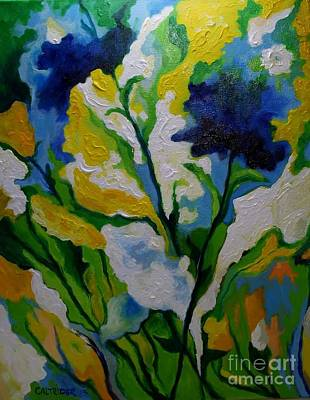 Painting - Spring Delight by Alison Caltrider