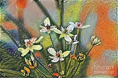 Spring Delight Art Print
