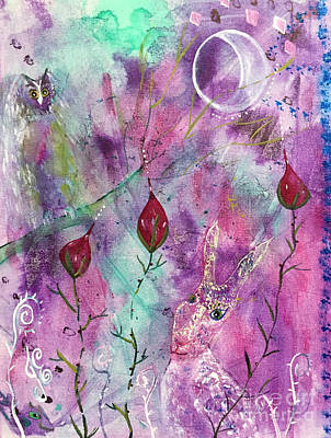 Painting - Spring Dream by Julie Engelhardt