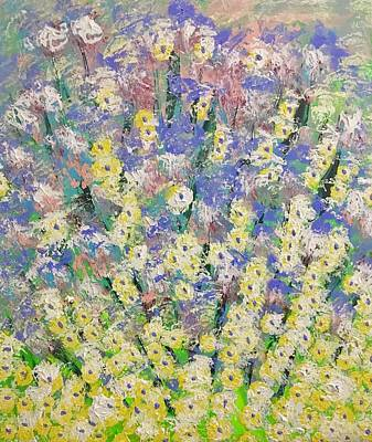 Painting - Spring Dreams by George Riney