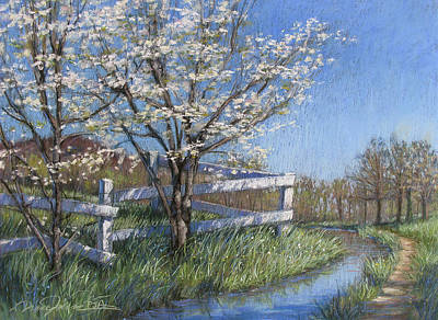 Painting - Spring Fare by L Diane Johnson