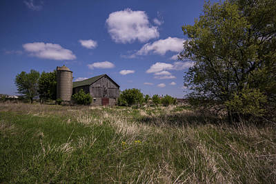 Photograph - Spring Farm by Andrew Menting