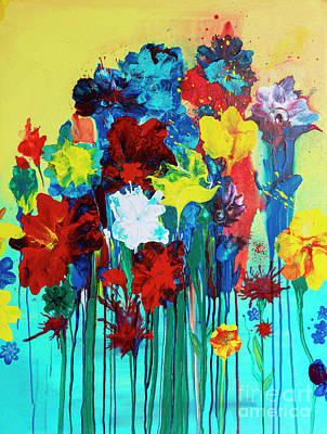 Painting - Spring Fever 2 by Kim Morris
