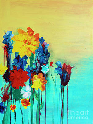 Painting - Spring Fever 3 by Kim Morris