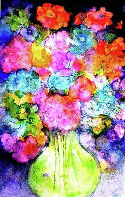 Painting - Spring Fever  by Hazel Holland