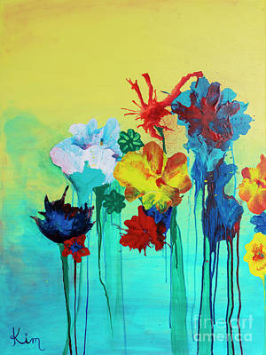 Painting - Spring Fever 1 by Kim Morris