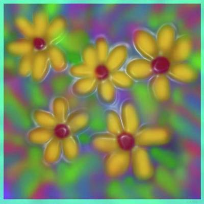 Digital Art - Spring Fever by Latha Gokuldas Panicker
