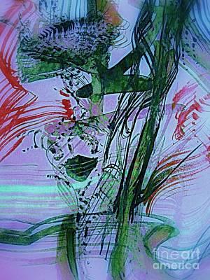 Digital Art - Spring Fever by Nancy Kane Chapman