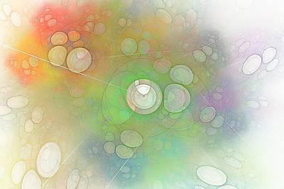 Digital Art - Spring Fling by Doug Morgan