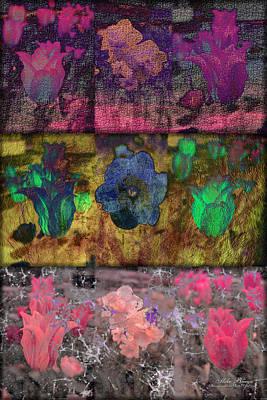 Digital Art - Spring Fling by Mike Braun