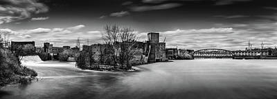 Photograph - Spring Flood by M G Whittingham
