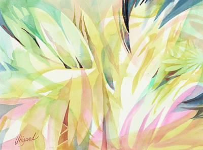 Painting - Spring Flora by Carolyn Utigard Thomas
