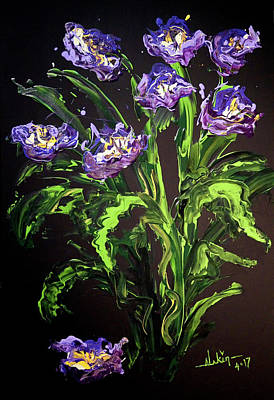 Painting - Spring Floral by Alan Lakin