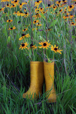 Photograph - Spring Flowers by Angela King-Jones