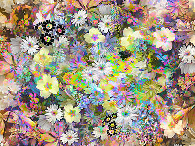 Photograph - Spring Flowers I by Jack Torcello