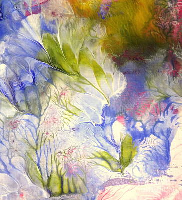 Painting - Spring by Fred Wilson